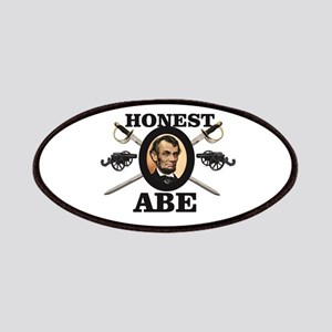 honest abe cannon Patch