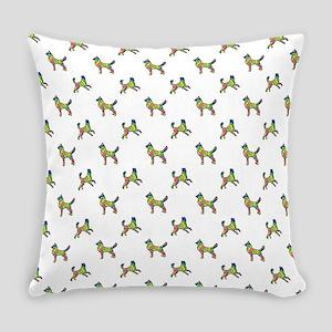 HUSKY PRINT Everyday Pillow