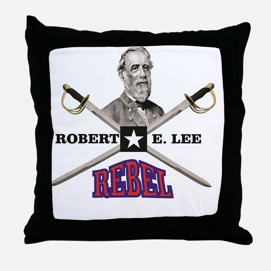 Unique Rebel force Throw Pillow