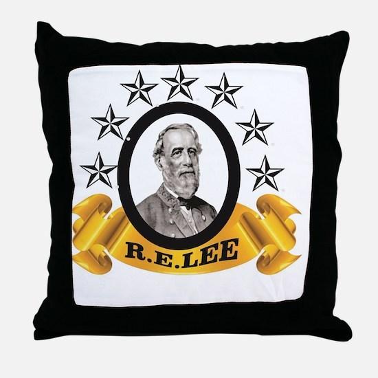 Cute Rebel force Throw Pillow