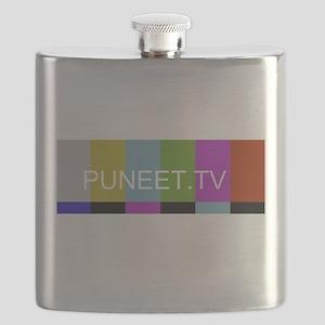 Puneet.TV Flask
