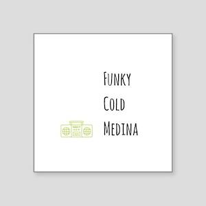 Funky Sticker