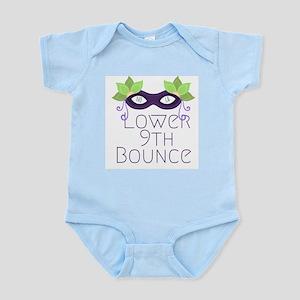 Lower Ninth Bounce Body Suit