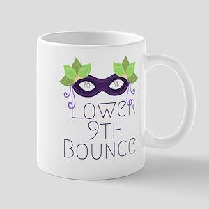 Lower Ninth Bounce Mugs