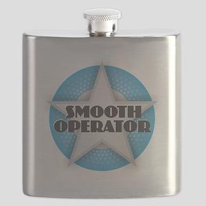 Smooth Operator - Star Flask