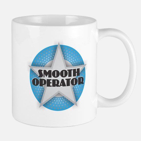 Smooth Operator - Star Mugs