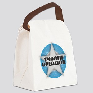 Smooth Operator - Star Canvas Lunch Bag