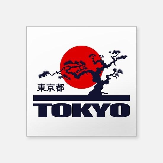 Tokyo 2 Sticker