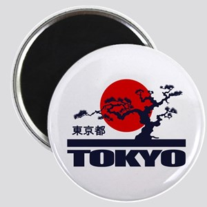 Tokyo 2 Magnets