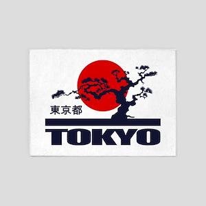 Tokyo 2 5'x7'Area Rug