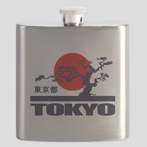 Tokyo 2 Flask