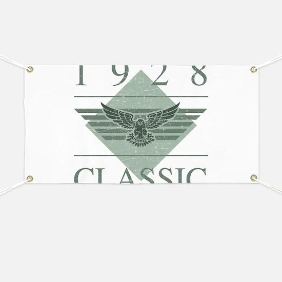 1928 Classic Eagle Banner