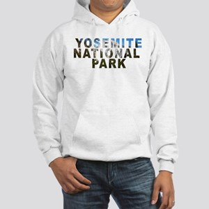 Yosemite National Park Mens Hooded Sweatshirt