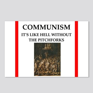 communism Postcards (Package of 8)