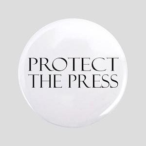 "Protect the Press 3.5"" Button"