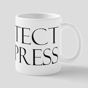 Protect the Press 11 oz Ceramic Mug