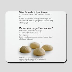 Secrets of Pizza Mousepad