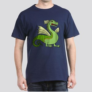 Green Dragon Dark T-Shirt