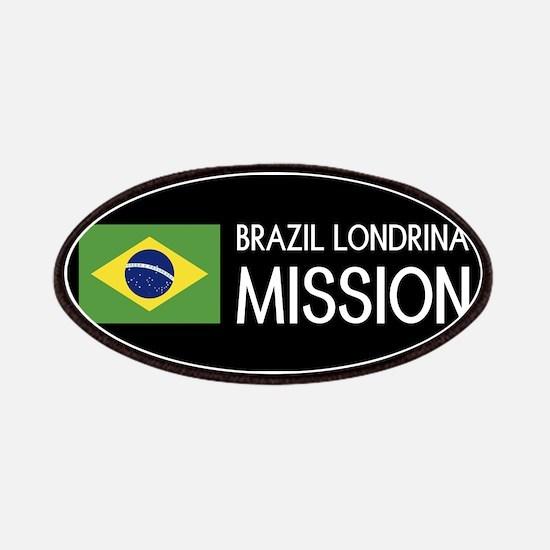 Brazil, Londrina Mission (Flag) Patch