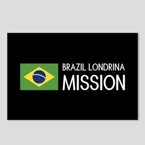Brazil, Londrina Mission Postcards (Package of 8)