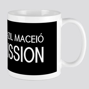 Brazil, Maceió Mission (Flag) Mug