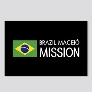 Brazil, Maceió Mission (F Postcards (Package of 8)