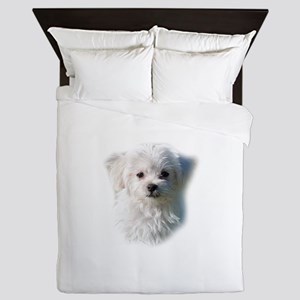 Dog Queen Duvet