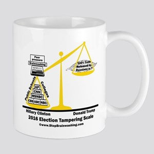 Actual Election Tampering Mug