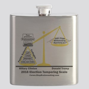 Actual Election Tampering Flask