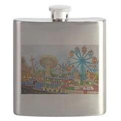 Adventureland Flask