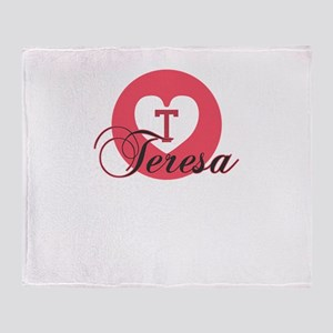teresa Throw Blanket