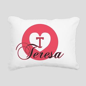 teresa Rectangular Canvas Pillow