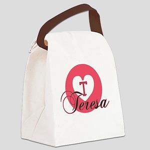 teresa Canvas Lunch Bag