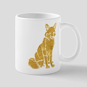 Golden Fox Mugs