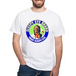 CHIEF SLEEPY EYE White T-Shirt