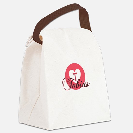 tobias Canvas Lunch Bag