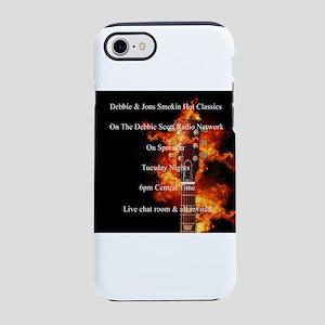 Smokin' Hot Classic Rock iPhone 8/7 Tough Case