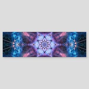 Calm Mandala Bumper Sticker