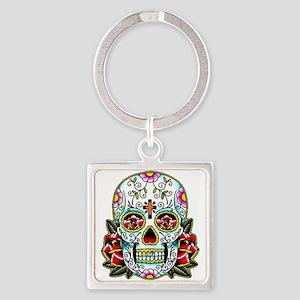 Sugar Skull 067 Keychains