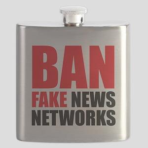 Ban Fake News Networks Flask