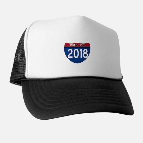 Road Trip 2018 Trucker Hat