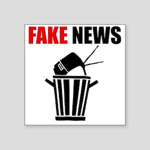 Fake News Pile of Garbage Sticker