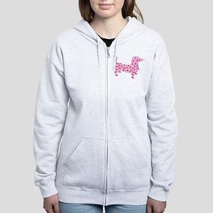 Doxie Hearts Sweatshirt