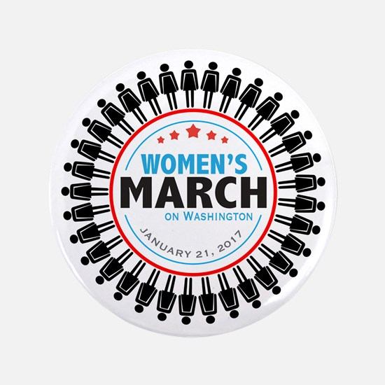 Womens March Button