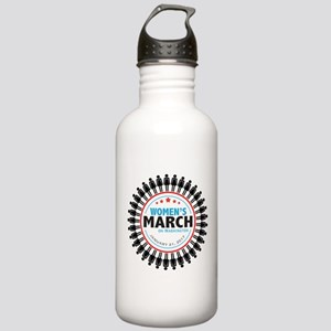 Womens March Stainless Water Bottle 1.0L