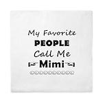 People call me Mimi Queen Duvet