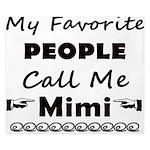 People call me Mimi King Duvet