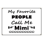 People call me Mimi Banner