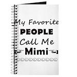People call me Mimi Journal