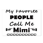 People call me Mimi Postcards (Package of 8)